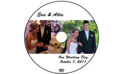 Lynds Wedding DVD