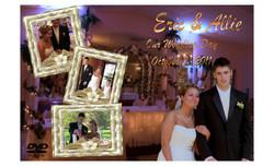 Lynds Wedding DVD Case