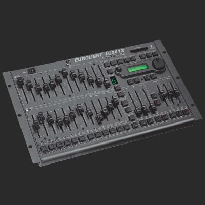 DMX Lighting Control
