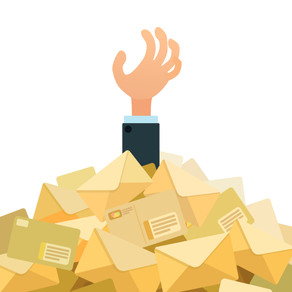 Get a handle on your paper piles!