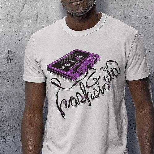 Purple Tape Short Sleeve