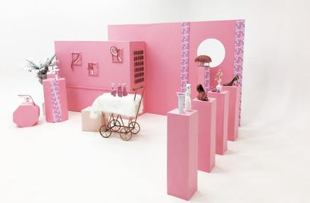 MA CHERIE HONG KONG x HOKK fabrica Video Set Design