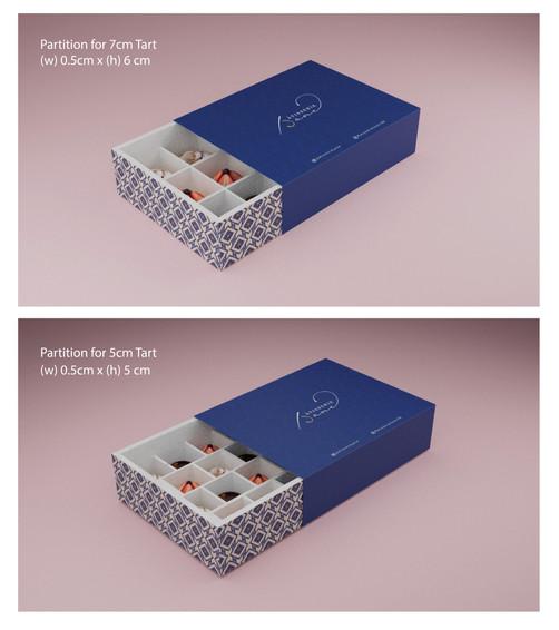 Box + Partition Design Mockup