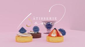 Branding Project for Patisserie Jane