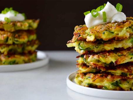 Gluten-Free Zucchini Fritters