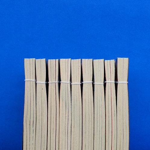 Four hole trash-books