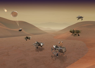 Move Over Rover: NASA to Send Dragonfly Drone into Space