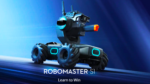 Learn by Doing: DJI's RoboMaster S1 Teaches Its Users Robotics and Programming
