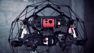 "Cage the Drone: Flyability's Design for ""Collision-Tolerant"" Drones Improves Indoor In"