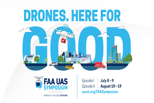 The 2020 FAA UAS Symposium Is Going Remote