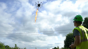 The Modern Dragon: Flamethrowers Hit the Skies with the TF-19 WASP