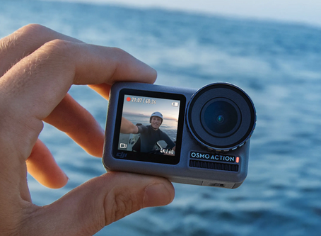 Watch Out, GoPro! Introducing DJI's Osmo Action Camera