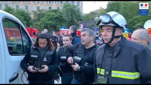 Female Drone Pilot Helped Extinguish Notre Dame Fire