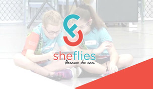 She Flies: The Drone Education Program Keeping Girls in STEM