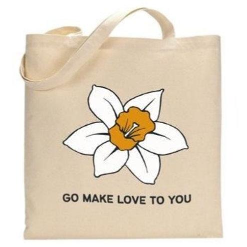 Go Make Love To You Tote