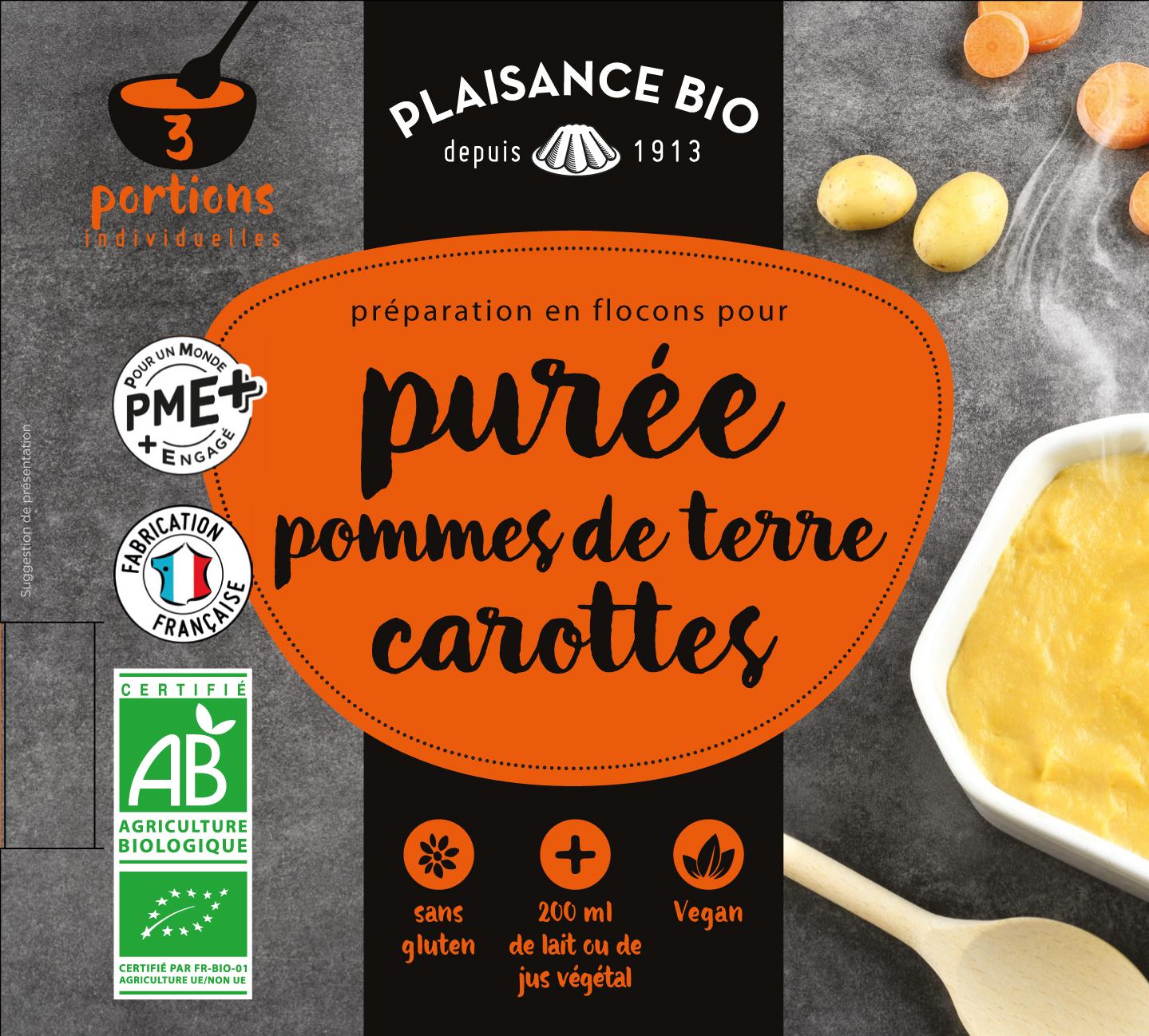 PUREE PDT CAROTTTES PLAISANCE BIO 2019