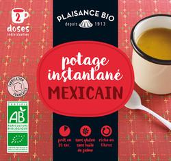 PLAISANCE BIO POTAGE MEXICAIN