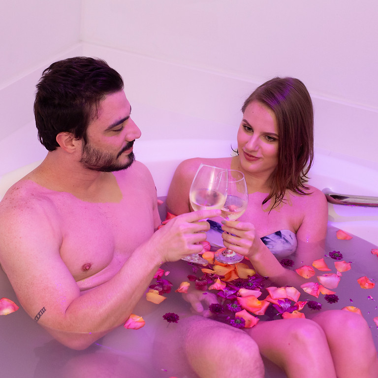 Banho de Imersão - 2 pessoas