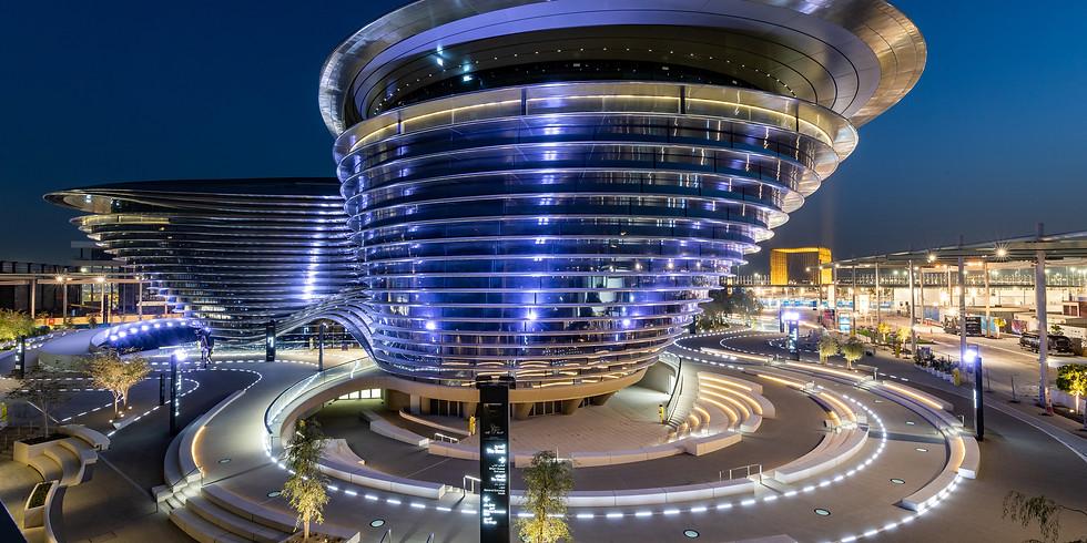 Viagem Expo Dubai 2020 em 2021