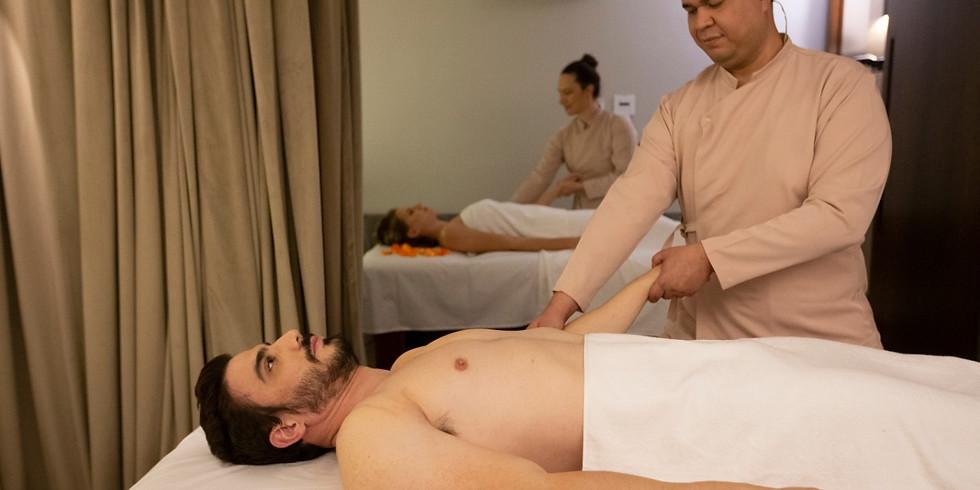 Massagem Relaxante 90 minutos