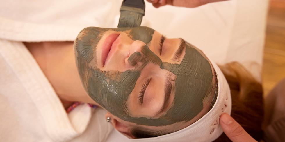 Argiloterapia Facial