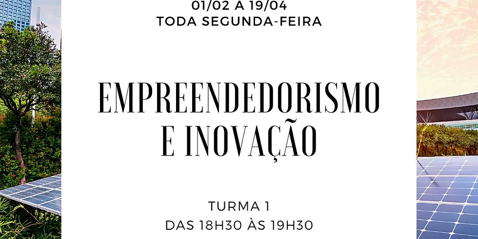 Empreendedorismo e Inovação - Turma 1