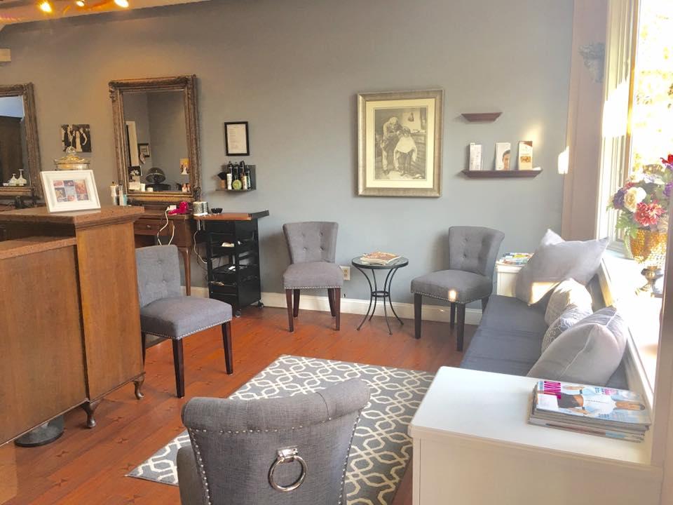 salon reception