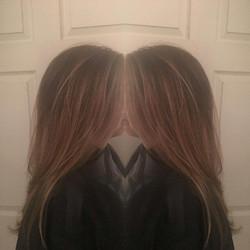 alyssa hair