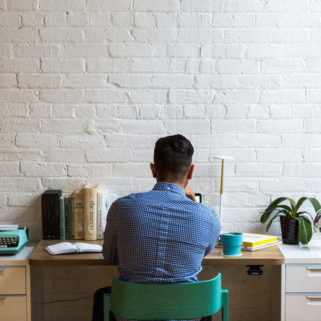 The Risks of Being a Desk Jockey: Are You One?