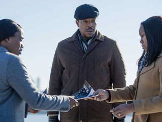 My Review on the Netflix series Seven Seconds (2018) starring Regina King, Clare-Hope Ashitey and Ru