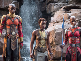 """My Review on """"Black Panther"""" (2018) - No Spoilers"""