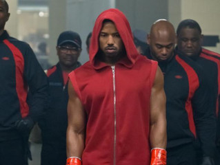 My Review on Creed II (2018) starring Michael B Jordan, Tessa Thompson, Phylicia Rashad and Wood Har