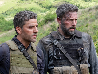 "My Review on ""Triple Frontier"" 2019 starring Oscar Isaac and Ben Affleck"