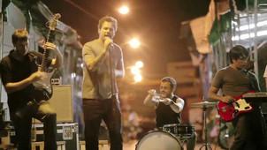 Entrevista com a Banda Revolber FX e o rock na tríplice fronteira