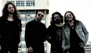 Entrevista com a Banda Salamandra PY (Paraguai)
