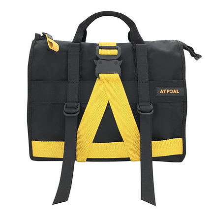 A-Carry Tote BLACK