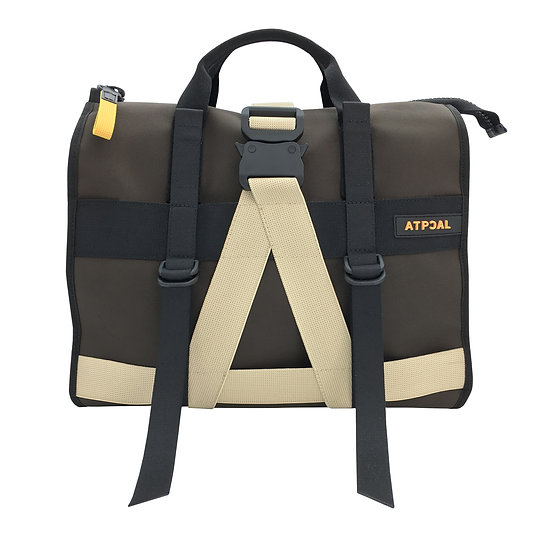 A-Carry Tote CHESTNUT