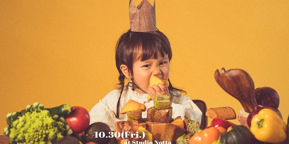 【午後の部】王様の食事