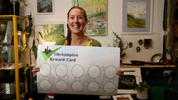 Okehampton Rewards Card