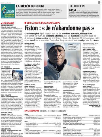 Voile - Philippe Fiston