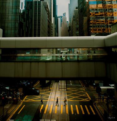 """06:17"", Hong Kong, octobre 2015."