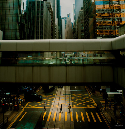 """06:17"", Hong Kong, octobre 2015."