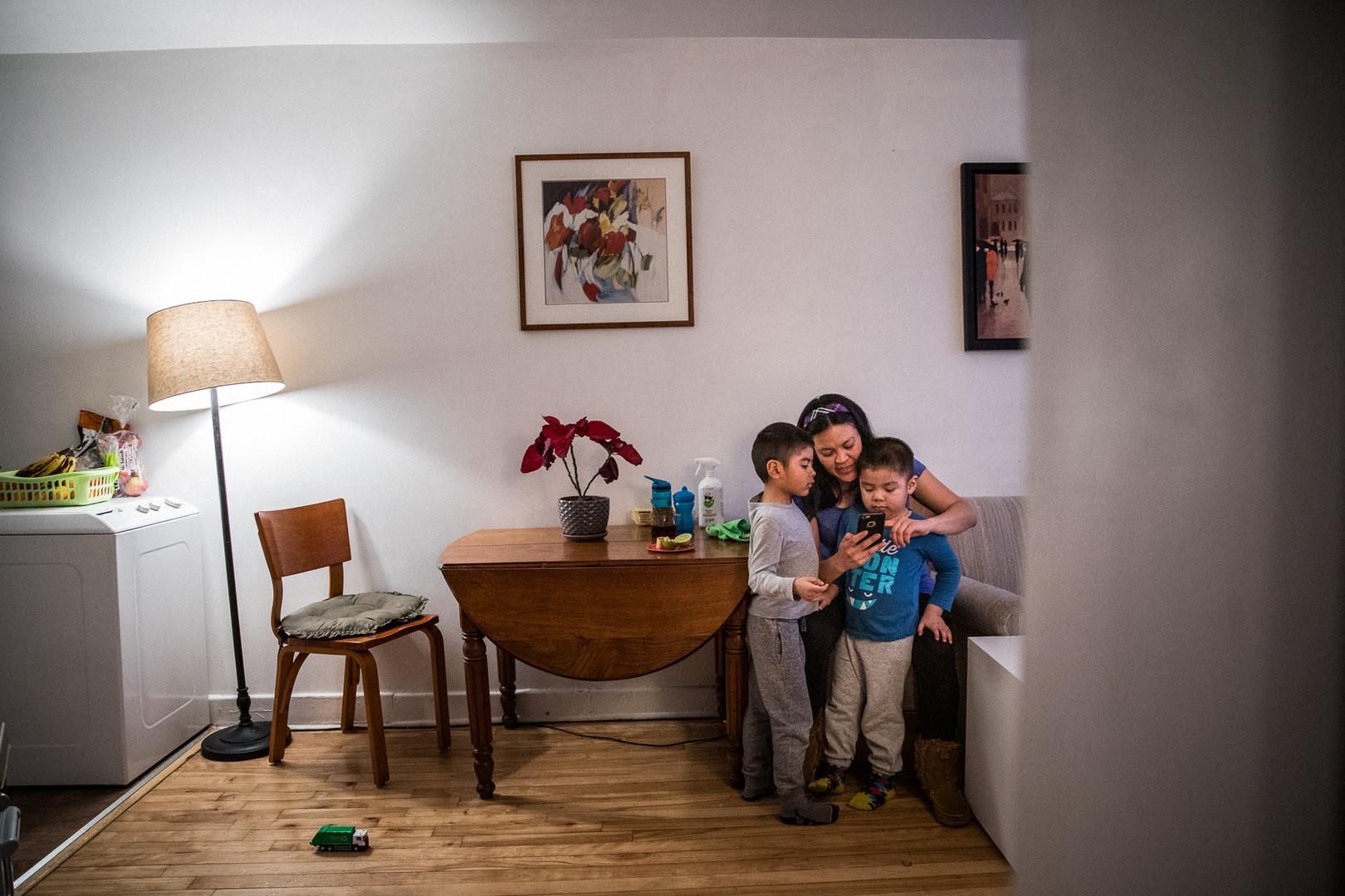 Verenise, Stefan & Emir