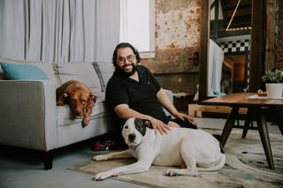 Mauro, Lola & Dexter