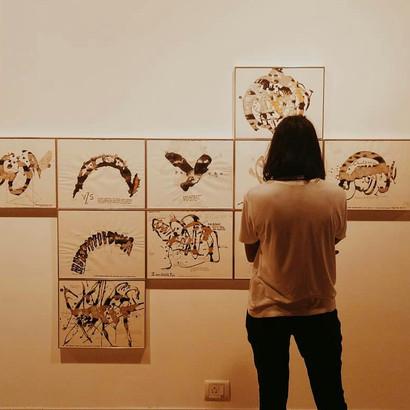 Explore Bombay's Art Gallery Trail.