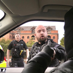 OUTLAW POLICE GMP ILLEGAL UNLAWFUL CAR STOPPED POLICE ACTIVIST
