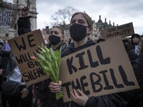 Anti Democracy: Police and Sentencing Bill