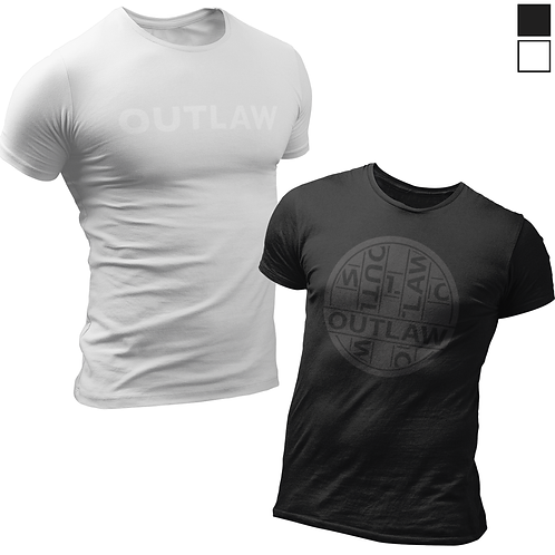 Outlaw STEALTH t-shirts
