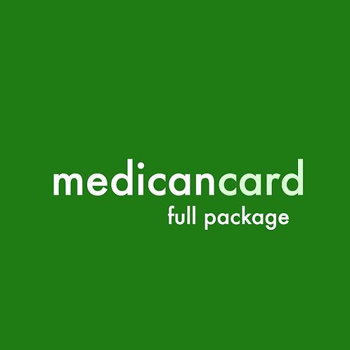 MedicanCard Full Package