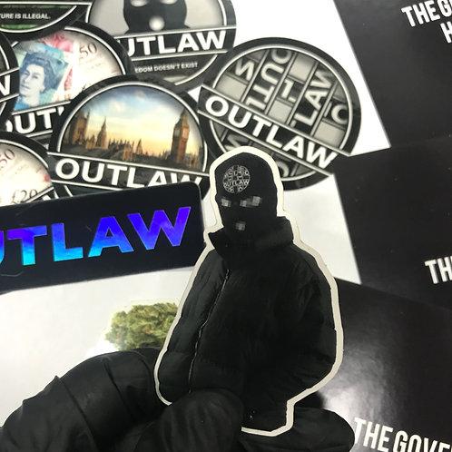 Premium Sticker Pack
